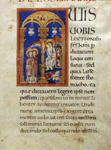 Omiliario del XII secolo