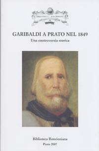 Copertina della pubblicazione Garibaldi a Prato