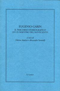 Copertina della pubblicazione: Eugenio Garin